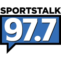 Logo de la radio KNBB Sports Talk 97.7