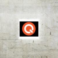 Logo of radio station Q-Dance Hard