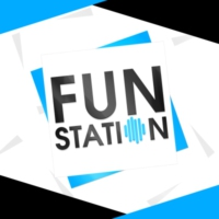 Logo of radio station FunStation