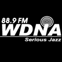 Logo of radio station WDNA 88.9 FM