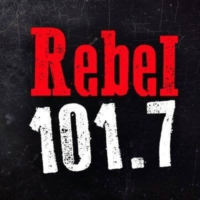 Logo of radio station Rebel 101.7