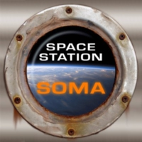 Logo of radio station SomaFM: Space Station