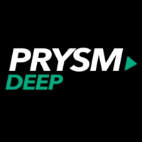 Logo of radio station Prysm Deep