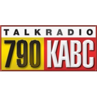 Logo of radio station KABC