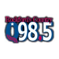 Logo of radio station WXXQ Q98.5