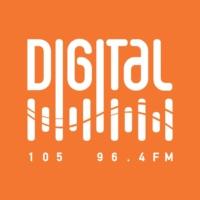 Logo of radio station Digital FM Rádio