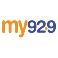 Logo of radio station KMIY My 92.9