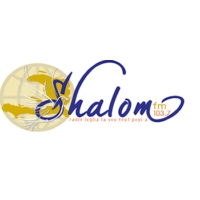 Logo of radio station Radio Shalom Haiti