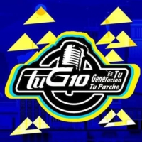 Logo of radio station Tu G10 Radio