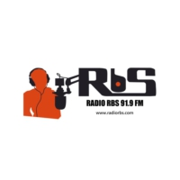 Logo of radio station RBS 91.9 FM