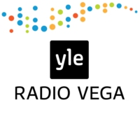 Logo of radio station YLE Radio Vega