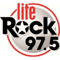 Logo of radio station KEXL Lite Rock 97.5
