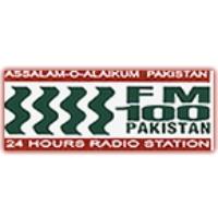Logo of radio station FM 100 Islamabad