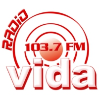 Logo of radio station Radio Vida Curico