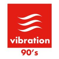 Logo of radio station Vibration 90s