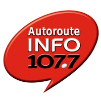 Logo de la radio Autoroute INFO Sud