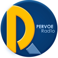 Logo of radio station Pervoe Radio