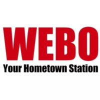 Logo of radio station WEBO