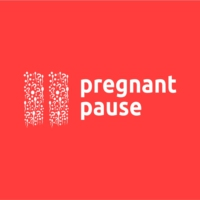 Logo of the podcast Pregnant Pause with Zak and Shira