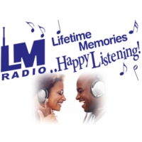 Logo of radio station LM Radio