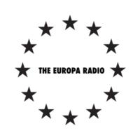Logo of radio station THE EUROPA RADIO