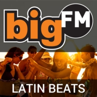 Logo of radio station bigFM Latin Beats