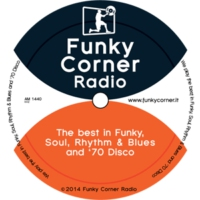 Logo of radio station Funky Corner Radio