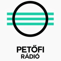 Logo of radio station MR2 Petofi Rádió