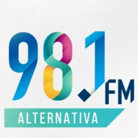 Logo de la radio Alternativa 98.1 FM