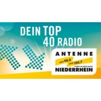 Logo of radio station Antenne Niederrhein - Top 40 Radio