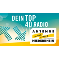 Logo of radio station Antenne Niederrhein - Top 40 Radio