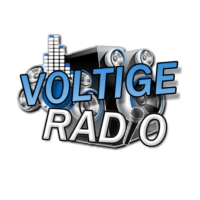 Logo of radio station VOLTIGE RADIO