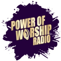Logo of radio station Power of Worship Radio