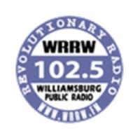 Logo of radio station WRRW 102.5