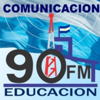 Logo of radio station Radio Noventa 90.1 FM