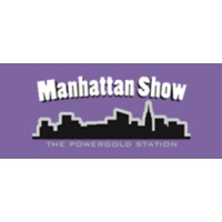 Logo of radio station Manhattan Show