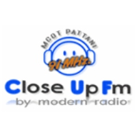 Logo de la radio Close Up FM 91.0