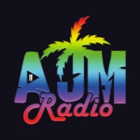 Logo of radio station AJM Radio