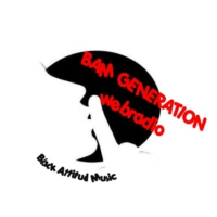 Logo of radio station BAM Generation