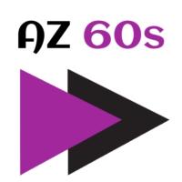 Logo of radio station A-Z 60s