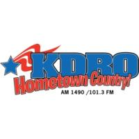 Logo de la radio KDRO