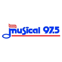 Logo of radio station Radio Musical 97.5 FM