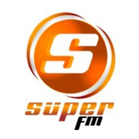 Logo of radio station Super FM