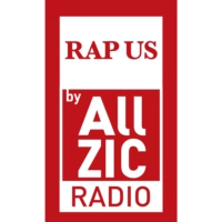 Logo of radio station Allzic Radio RAP US