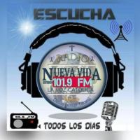Logo of radio station Nueva vida ixmujil tacana