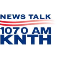 Logo of radio station KNTH 1070 AM