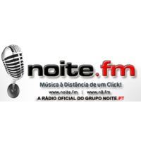 Logo of radio station Noite FM