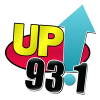 Logo de la radio UP! 93.1