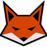 Logo of radio station KEY-FOX RADIO TIME