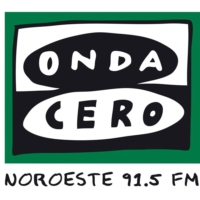 Logo of radio station Onda Cero Noroeste